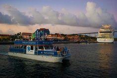 Pelican Boat Trips, Willemstad, Curacao
