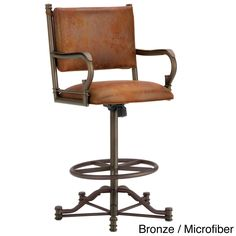 Iron Mountain 1305626 Baltimore Tilt Swivel Counter Stool 26 Seat Height W/ Radar Nugget Fabric - Rust Counter Stools With Backs, Cool Bar Stools, Industrial Bar Stools, Swivel Counter Stools, Bar Furniture, Industrial Furniture, Furniture Deals, Barrington Homes, Winsome Wood