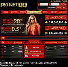 Paketqq best pkv online site for play games. Come and join now bos ku Online Sites, Website, Games To Play, Join
