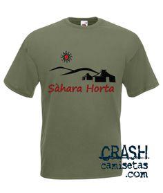 Camisetas SAHARA HORTA.