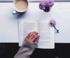 milky tea for rainy days.