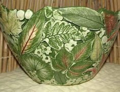 Another variation of the leaf bowl.