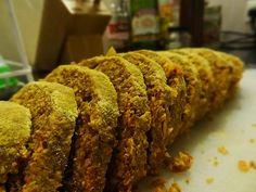 #Raw Onion Cheese #Bread - #rawbread #rawfoodfreeshin #freesh #freeshin #rawfood…,