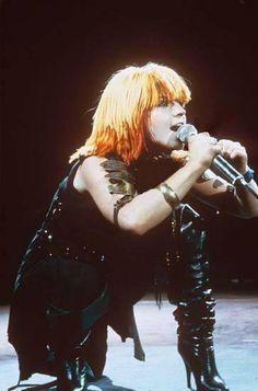 Toyah Willcox 1981 November/December 'Good Morning Universe' Tour