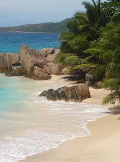 #Wyspa La Digue #Seszele  #luksusowe #wakacje z www.BonVoyage.pl