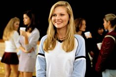 Kirsten Dunst in Drop Dead Gorgeous Logan Lerman, Amanda Seyfried, 90s Grunge Hair, Fashion News, Fashion Beauty, Star Wars, Drop Dead Gorgeous, 90s Outfit, Concert Tees