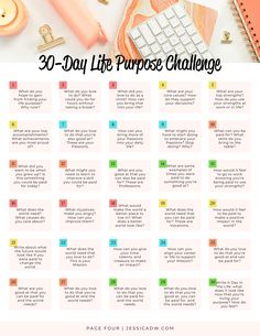 Journal Challenge, Detox Challenge, Journal Prompts, Journal Topics, Spiritual Leadership, Leadership Coaching, 30 Day Challange, What Is Hope, Challenges To Do