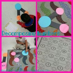 A Kindergarten Smorgasboard Classroom Video: Decomposing Numbers (via Bloglovin.com )