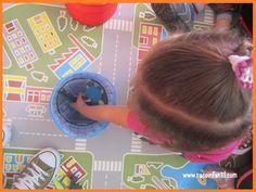 Hoy os traemos una idea para que los niños aprendan mientras recogen!  http://www.racoinfantil.com/matem%C3%A1ticas/aprender-recogiendo/
