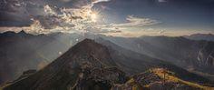 Beeindruckendes Panorama der Hohe Tauern: http://www.alpen-guide.de/reisefuehrer/uebersicht/nationalpark-hohe-tauern-kaernten