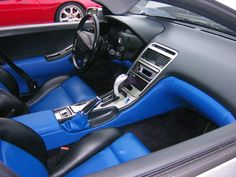 Interior Innovations Synthetic Seat Covers Trim Kit Nissan 300zx Z32 90-96
