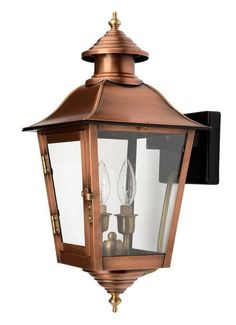 Primo lanterns sv 30g savannah 33 wide outdoor wall mounted lantern acclaim lighting 7731 natchez 2 light outdoor wall sconce with clear tempered gl copper patina outdoor lighting wall sconces outdoor wall sconces aloadofball Gallery