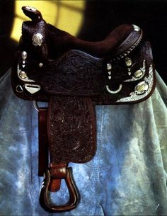 Victor Custom Tack - Arabian Horse Saddles, Bridles, Halters (Like Nadi's Saddle)