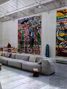 CAPPELLINI - Superoblong sofa by Jasper Morrison