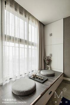 Small Room Interior, Master Bedroom Interior, Modern Interior, Home Interior Design, Bedroom Decor, Tatami Room, Japanese Interior, Luxurious Bedrooms, Ikea