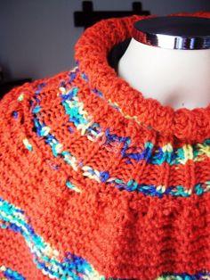 Detalhe Gola de Tricô #infinityscarf #gola #tricot #crochet #fashionwinter