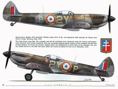 Spitfire XVI French Air Force