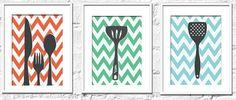 Tays Rock: Printables - Illustrations for kitchen