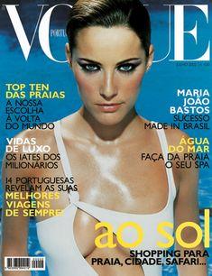 Vogue Portugal #9: Julho de 2003