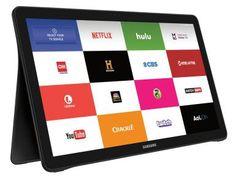 Samsung Galaxy View, una maxu tablet que quiere ser TV! #samsunggalaxy #samsungview #galaxyview #gadgets #tecnología #samsung