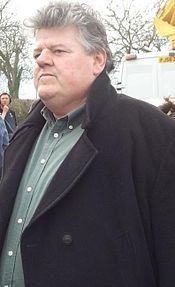 "Robbie Coltrane as Dr. Eddie ""Fitz"" Fitzgerald in British TV series Cracker en.wikipedia.org"