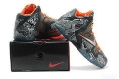 BHM Nike LeBron 11 Black History Month