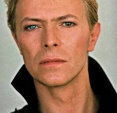 DB . A sexy man , fearless, multi talented and so witty , I'm so sad about today . I hope he's floating high above the world like a starman . 08/01/47 - 10/01/16