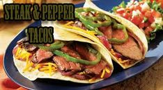 Steak and Pepper Tacos – Fill Your Craving for Meat Weight Loss Diets Best Weight Loss Plan, Fast Weight Loss Tips, Diet Plans To Lose Weight, How To Lose Weight Fast, Great Dinner Ideas, Filling Food, Belly Fat Diet, Diet Plans For Women, Weight Loss Smoothies