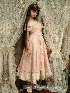 Mysterious articulated dolls from Love Moon Princess (Koitsukihime dolls) / Dolls famous designers / Beybiki. Dolls photo. Doll clothes