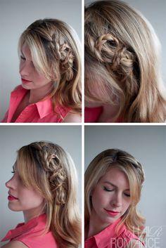 Hair Romance - 30 braids 30 days - 5 - braid twist
