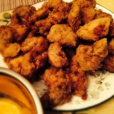 Katsuobushi Fried Chicken - 2 hours @ 64.0°C