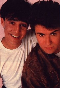 George Michael & Andrew