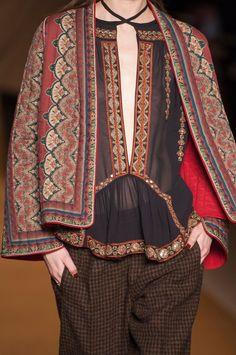 Etro | Fall 2014 Ready-to-Wear Collection.