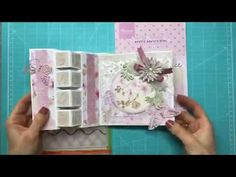 FacebookLIVE - Marianne Design workshop Design Folders - woensdag 11 januari - YouTube