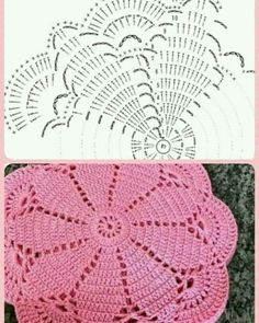 Flower crochet doilies, Crochet placemats, Cotton beige doilies, Thanksgiving gift idea - Her Crochet Crochet Potholder Patterns, Crochet Doily Rug, Gilet Crochet, Crochet Placemats, Crochet Doily Diagram, Crochet Round, Crochet Home, Thread Crochet, Crochet Flowers