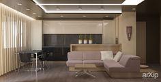 Рижское взморье зона фестивального сумасшествия: интерьер, зd визуализация, квартира, дом, минимализм, потолок, 20 - 30 м2, студия, интерьер #interiordesign #3dvisualization #apartment #house #minimalism #ceiling #20_30m2 #studio #atelier #interior arXip.com