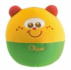 CHICCO SOFT BALL Chicco Soft Ball (Yellow, Green, Red) offering by shopit4me.com