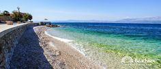 Beach Lučica - Sutivan - Island Brač - Dalmatia - Split - Croatia