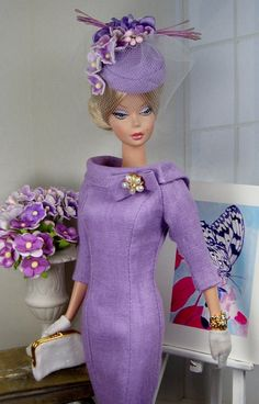 Azafrán for Silkstone Barbie and Victoire Roux by MatisseFashions