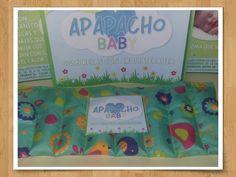 Apapacho baby pajaritos aqua