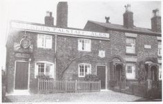 The Original Gardeners Arms, Broadgreen Road Liverpool Town, Old Houses, Jamaica, Ash, Cottage, The Originals, Swan, Places, Nostalgia