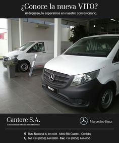 #VITO #MercedesBenz