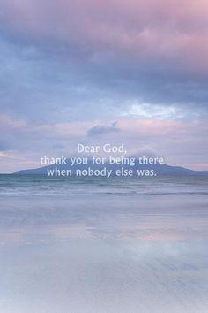 Thank you God! <3