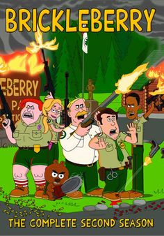 Brickleberry - 'The Complete 2nd Season' is Now on DVD
