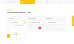 Dribbble - booking-process-full.jpg by Tom Gamblin
