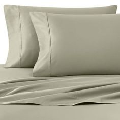 Bring Next Level Luxury To Your Bunkbed With This Wamsutta 400 Thread Count Sheet Set These High Sheets Have A Supremely Soft Hand
