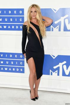 Britney Spears 2016 MTV Video Music Awards