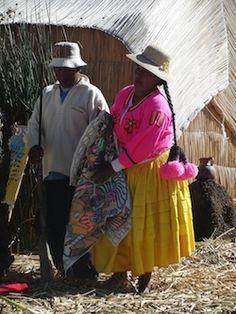 Reisen mit Einheimischen: Zu Besuch am Titicaca-See in Peru