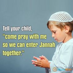 This is how to encourage your kids to pray. ❤️
