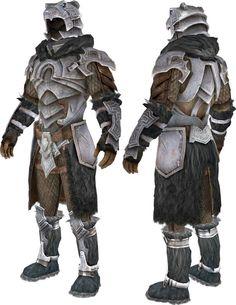 Nordjan champion (or jarl or king) armor.